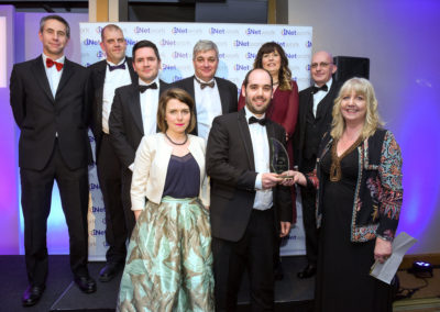 EISS Award, Share to Care, Wigan Council and Partners