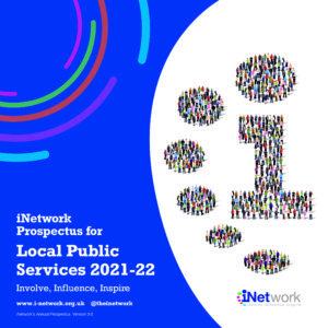 iNetwork Annual Prospectus 2021/22 Front Cover